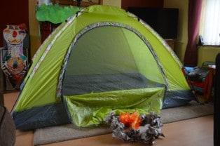 Children's Indoor Den Ideas ( Tent )