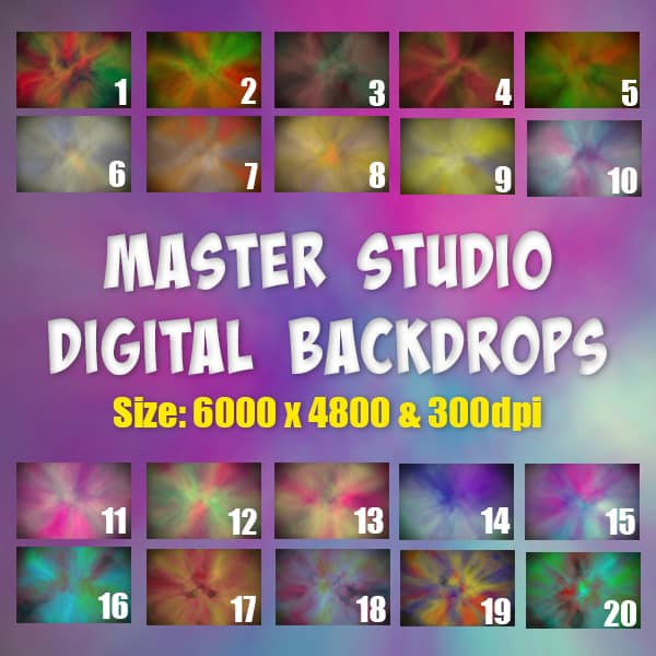 Studio DIgital Background