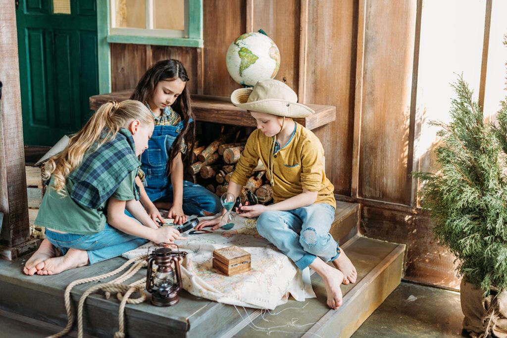 Indoor Treasure Hunt