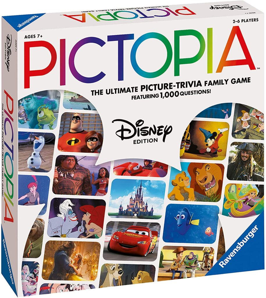 Disney Pictopia Board Game