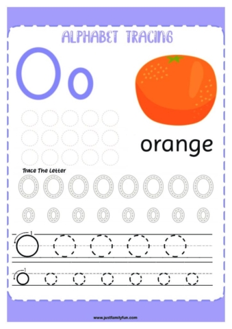 Alphabets_15-pdf-724x1024-640x480 Free Printable Trace The Alphabet Worksheets for Kids.