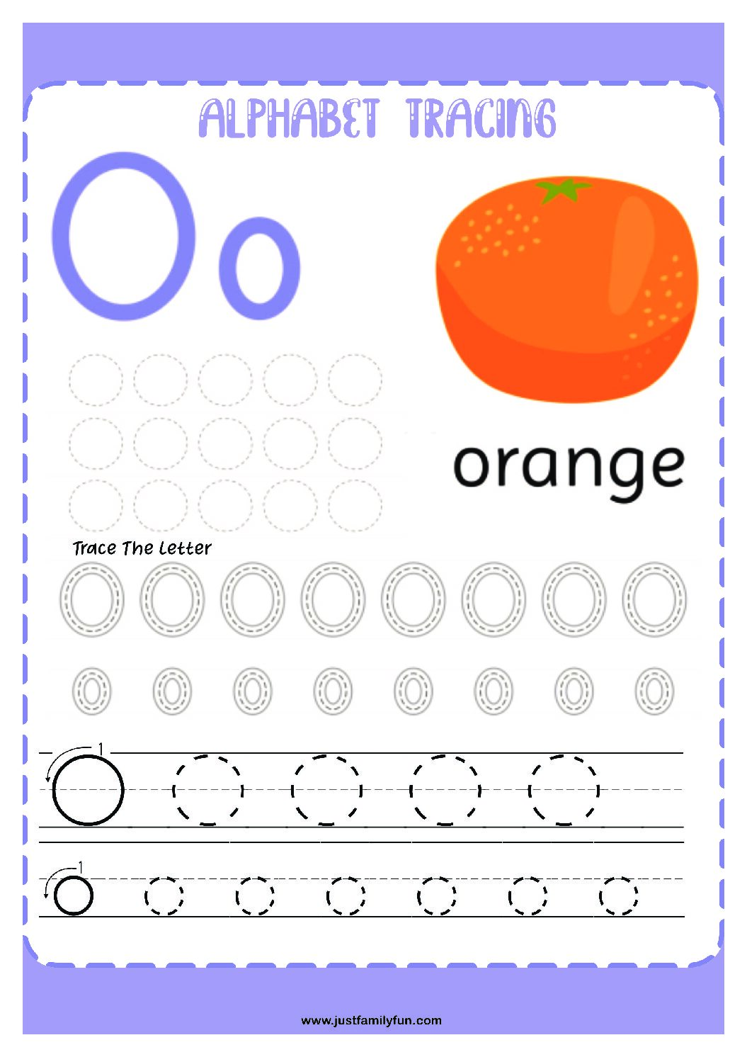 Alphabets_15-pdf Free Printable Trace The Alphabet Worksheets for Kids.