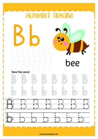 Alphabets_2-pdf-724x1024-640x480 Free Printable Trace The Alphabet Worksheets for Kids.