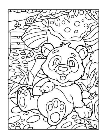 Coloring-Pages-Zoo-Animals-12-01-1-pdf-791x1024-640x480 Free Printable  Zoo Animals Colouring Pages