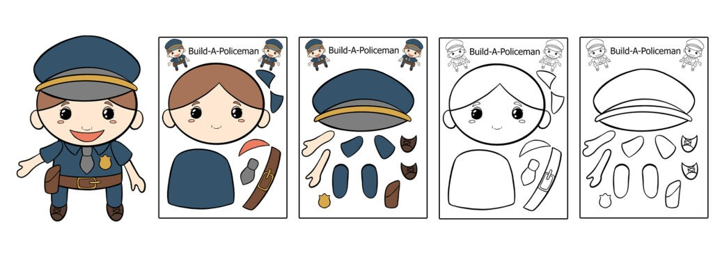 Policeman-1024x366 Download 20 Free Printable Paper Cut Out Characters