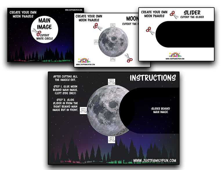 create your own moon